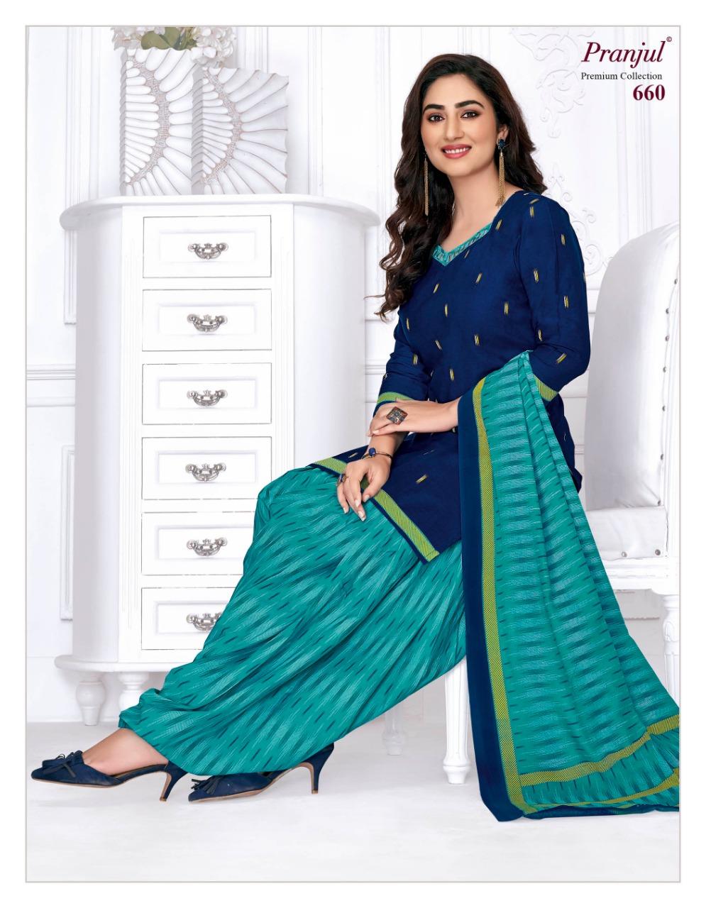 Pranjul Priyanka Vol 6 Premium Collection Readymade Suit Wholesale Catalog 15 Pcs 17 - Pranjul Priyanka Vol 6 Premium Collection Readymade Suit Wholesale Catalog 15 Pcs