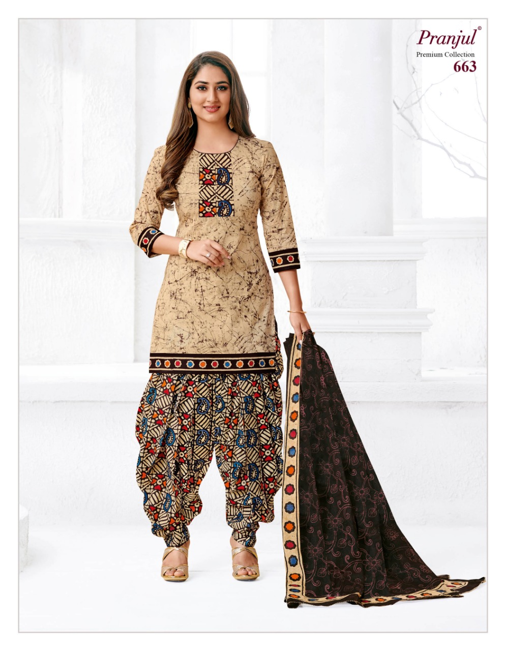 Pranjul Priyanka Vol 6 Premium Collection Readymade Suit Wholesale Catalog 15 Pcs 5 - Pranjul Priyanka Vol 6 Premium Collection Readymade Suit Wholesale Catalog 15 Pcs
