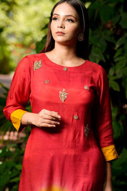 Psyna Profile Kurti Wholesale Catalog 7 Pcs - Psyna Profile Kurti Wholesale Catalog 7 Pcs