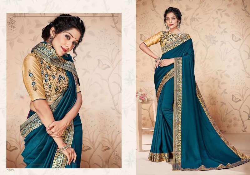 Ranjna Anaisha Saree Sari Wholesale Catalog 8 Pcs 1 - Ranjna Anaisha Saree Sari Wholesale Catalog 8 Pcs