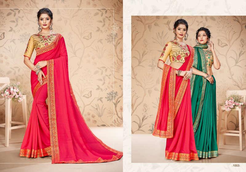 Ranjna Anaisha Saree Sari Wholesale Catalog 8 Pcs 3 - Ranjna Anaisha Saree Sari Wholesale Catalog 8 Pcs