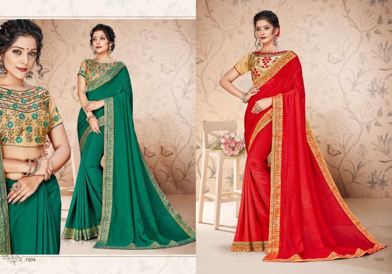 Ranjna Anaisha Saree Sari Wholesale Catalog 8 Pcs 4 - Ranjna Anaisha Saree Sari Wholesale Catalog 8 Pcs
