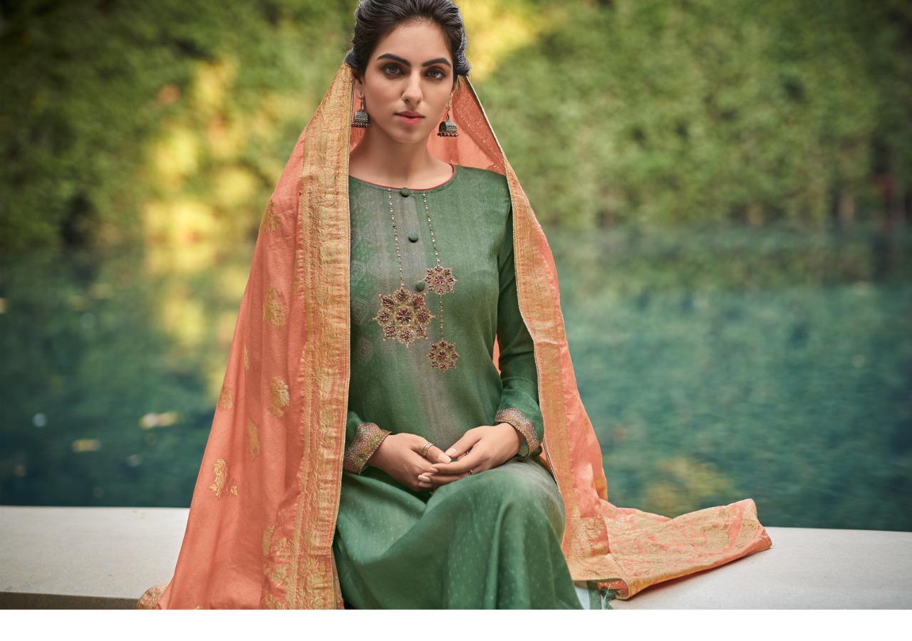 Shahnaz Arts Azira Pashmina Salwar Suit Wholesale Catalog 8 Pcs 1 - Shahnaz Arts Azira Pashmina Salwar Suit Wholesale Catalog 8 Pcs
