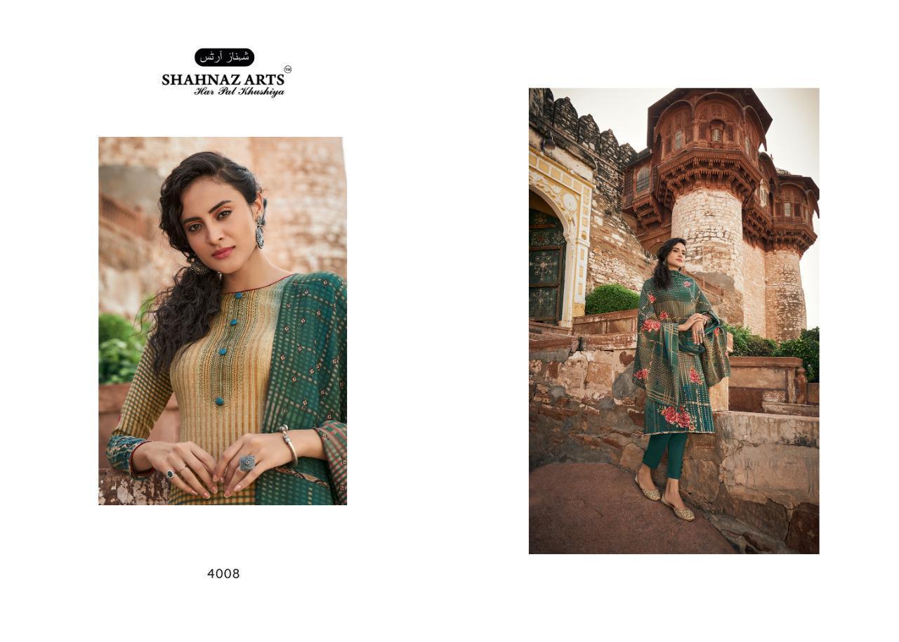Shahnaz Arts Gulshan Vol 5 Pashmina Salwar Suit Wholesale Catalog 8 Pcs 6 - Shahnaz Arts Gulshan Vol 5 Pashmina Salwar Suit Wholesale Catalog 8 Pcs