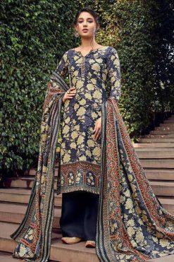Shahnaz Arts Gulshan Vol 6 Pashmina Salwar Suit Wholesale Catalog 6 Pcs