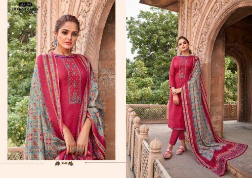 Shahnaz Arts Patola Pashmina Salwar Suit Wholesale Catalog 8 Pcs 13 510x362 - Shahnaz Arts Patola Pashmina Salwar Suit Wholesale Catalog 8 Pcs