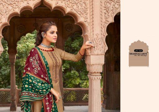 Shahnaz Arts Patola Pashmina Salwar Suit Wholesale Catalog 8 Pcs 3 510x362 - Shahnaz Arts Patola Pashmina Salwar Suit Wholesale Catalog 8 Pcs