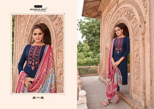Shahnaz Arts Patola Pashmina Salwar Suit Wholesale Catalog 8 Pcs 5 510x362 - Shahnaz Arts Patola Pashmina Salwar Suit Wholesale Catalog 8 Pcs