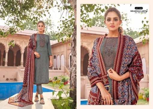 Shahnaz Arts Patola Pashmina Salwar Suit Wholesale Catalog 8 Pcs 9 510x362 - Shahnaz Arts Patola Pashmina Salwar Suit Wholesale Catalog 8 Pcs
