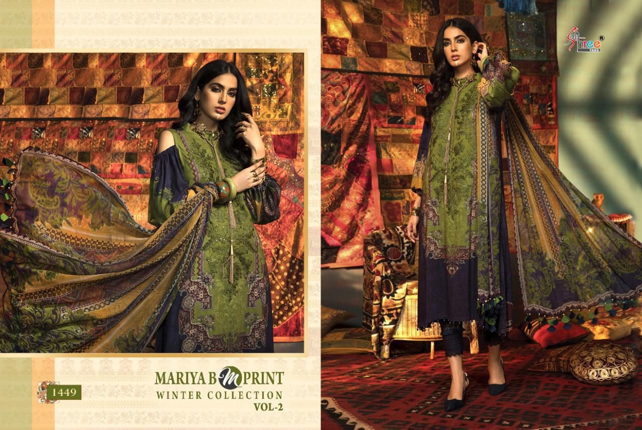 Shree Fabs Mariya B MPrint Winter Collection Vol 2 Salwar Suit Wholesale Catalog 8 Pcs 16 - Shree Fabs Mariya B MPrint Winter Collection Vol 2 Salwar Suit Wholesale Catalog 8 Pcs