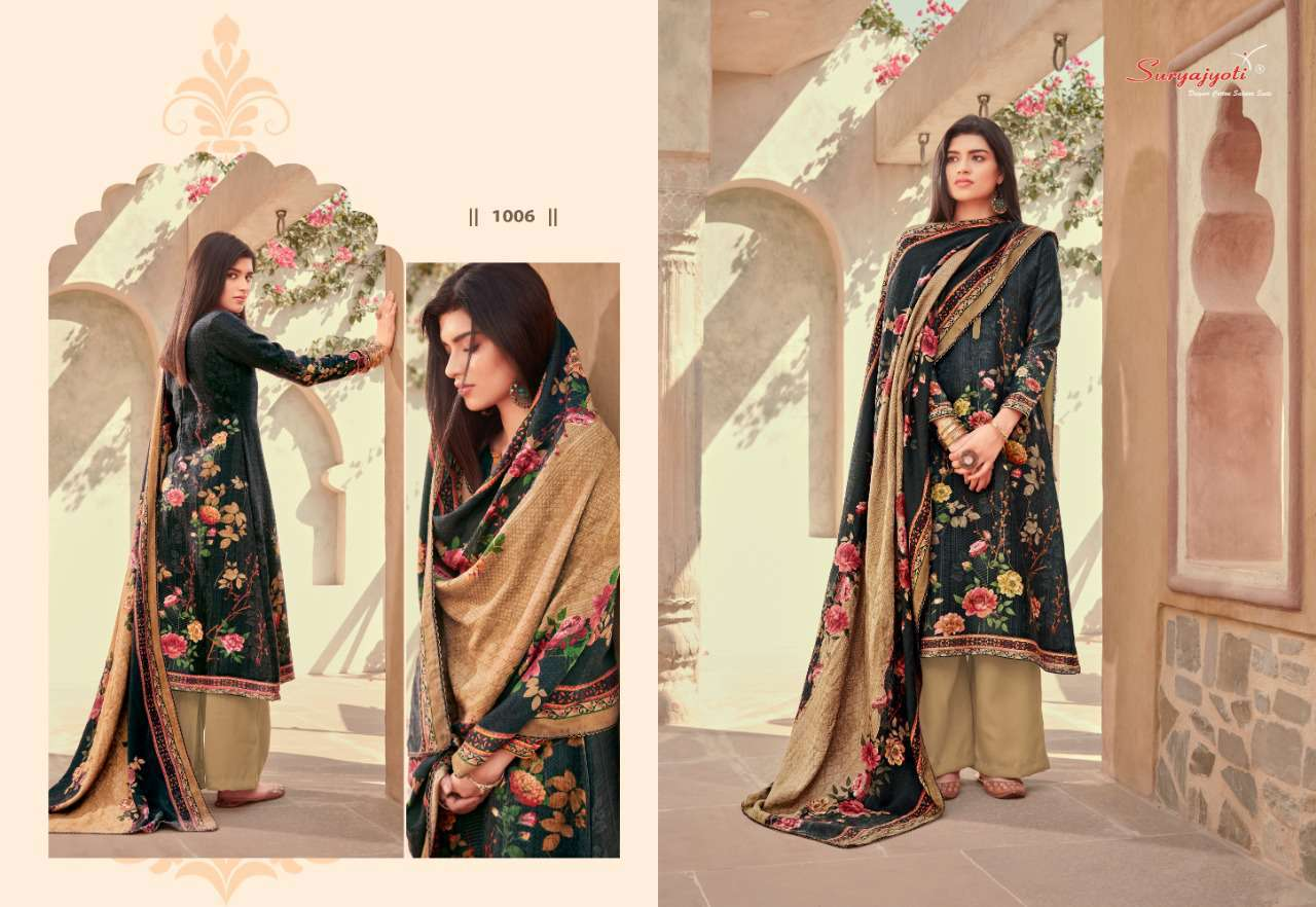 Suryajyoti Nazia Vol 1 Pashmina Salwar Suit Wholesale Catalog 10 Pcs 5 - Suryajyoti Nazia Vol 1 Pashmina Salwar Suit Wholesale Catalog 10 Pcs