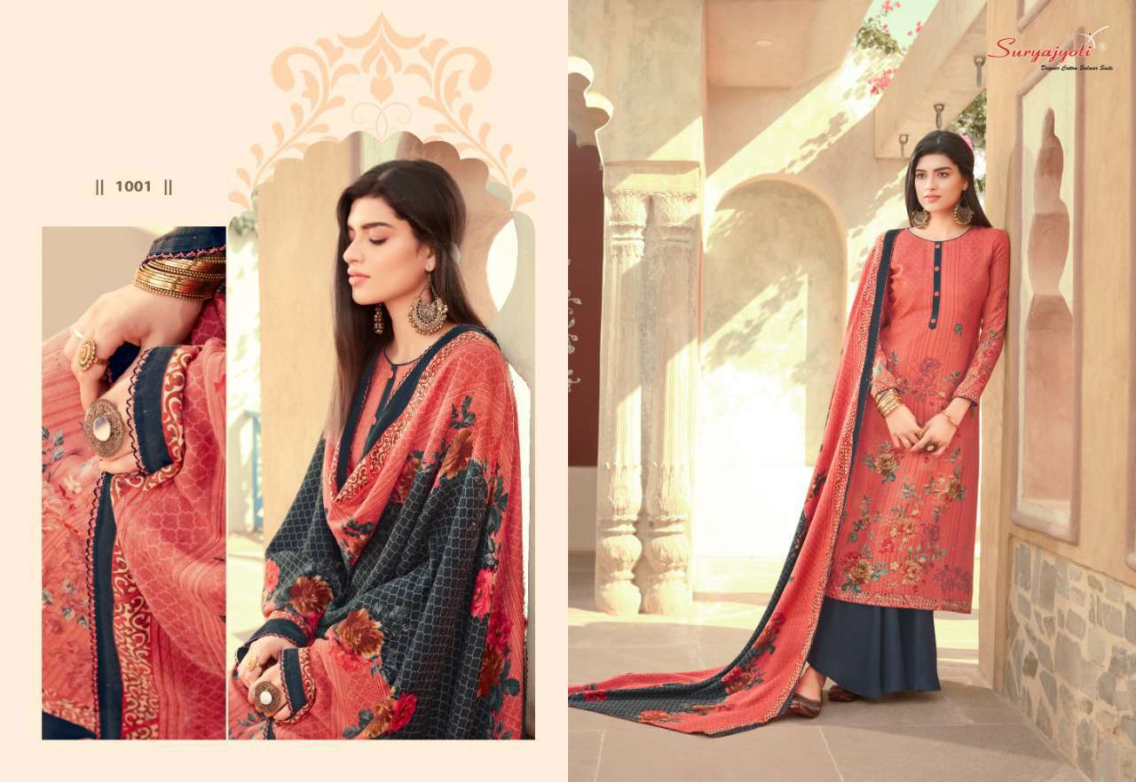 Suryajyoti Nazia Vol 1 Pashmina Salwar Suit Wholesale Catalog 10 Pcs 7 - Suryajyoti Nazia Vol 1 Pashmina Salwar Suit Wholesale Catalog 10 Pcs