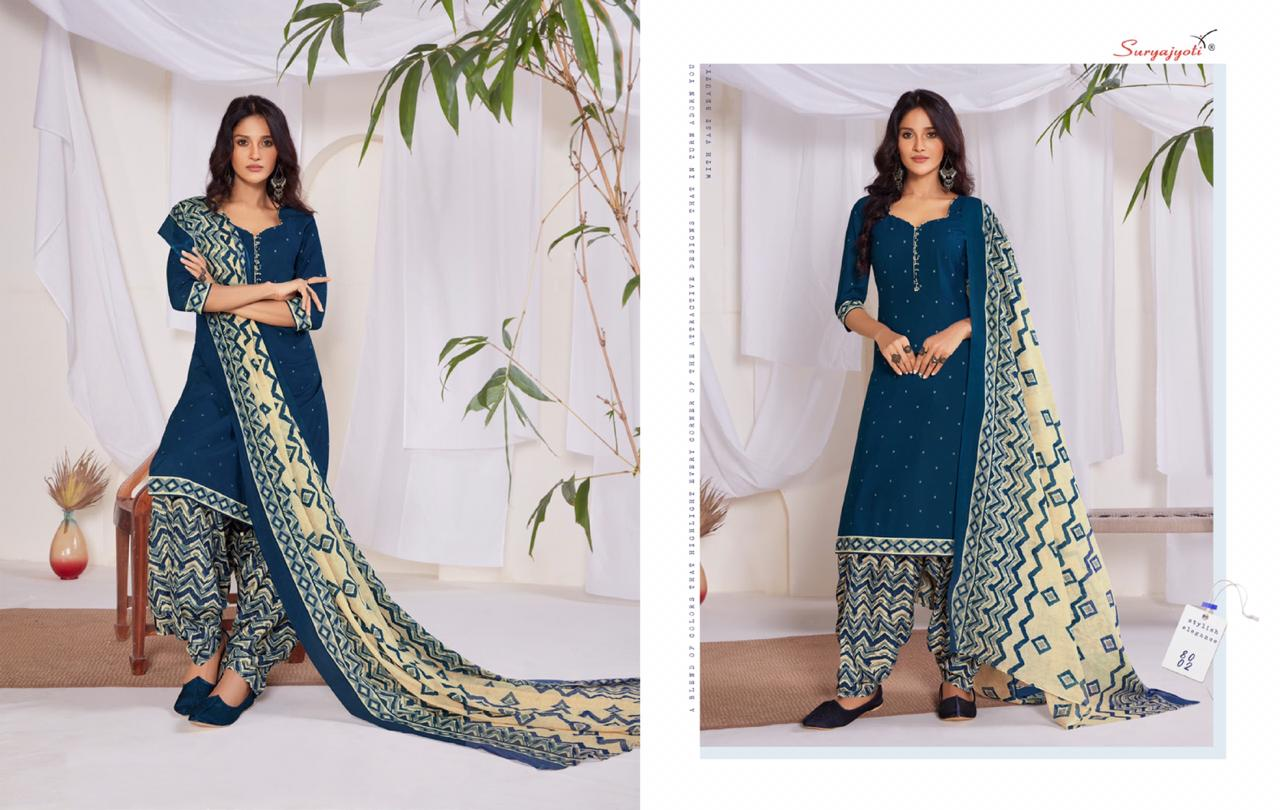 Suryajyoti Sui Dhaga Vol 8 Readymade Salwar Suit Wholesale Catalog 15 Pcs 1 - Suryajyoti Sui Dhaga Vol 8 Readymade Salwar Suit Wholesale Catalog 15 Pcs