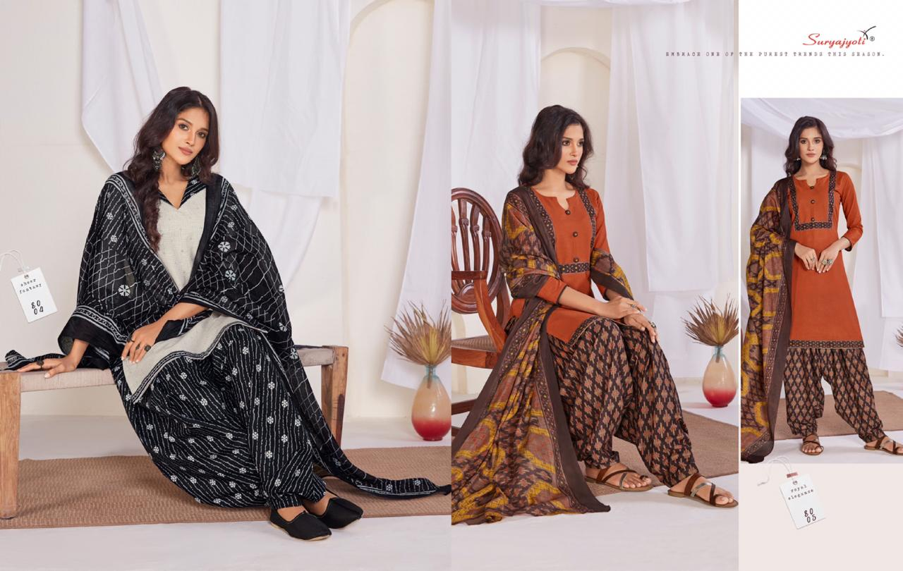 Suryajyoti Sui Dhaga Vol 8 Readymade Salwar Suit Wholesale Catalog 15 Pcs 12 - Suryajyoti Sui Dhaga Vol 8 Readymade Salwar Suit Wholesale Catalog 15 Pcs