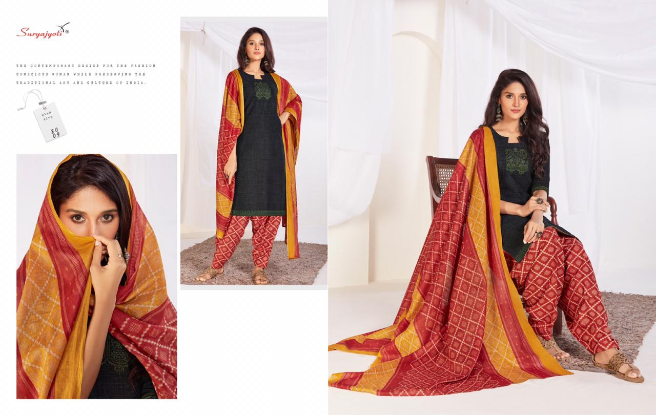Suryajyoti Sui Dhaga Vol 8 Readymade Salwar Suit Wholesale Catalog 15 Pcs 9 - Suryajyoti Sui Dhaga Vol 8 Readymade Salwar Suit Wholesale Catalog 15 Pcs