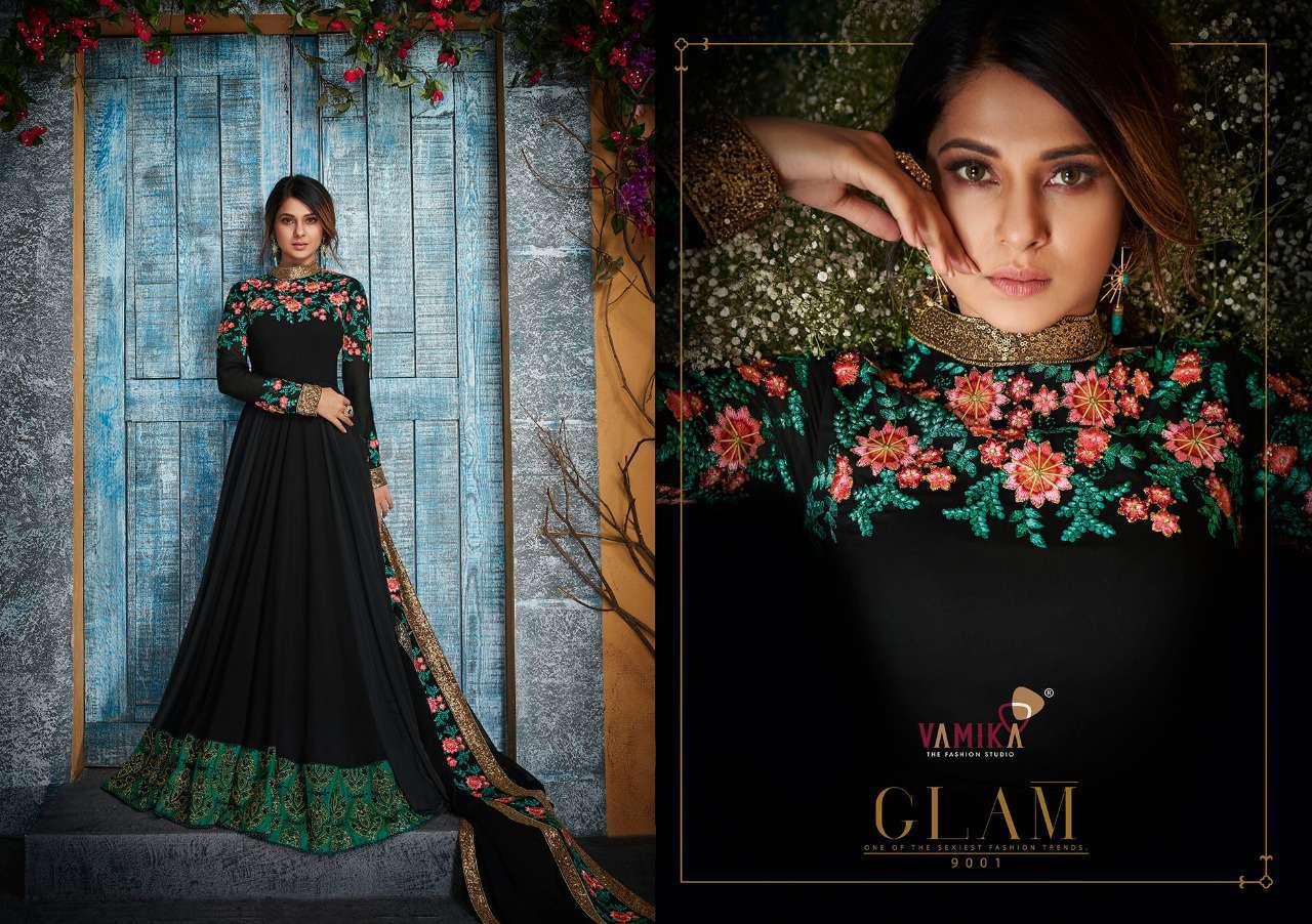 Vamika Jenifer Vol 1 Readymade Salwar Suit Wholesale Catalog 5 Pcs 5 - Vamika Jenifer Vol 1 Readymade Salwar Suit Wholesale Catalog 5 Pcs
