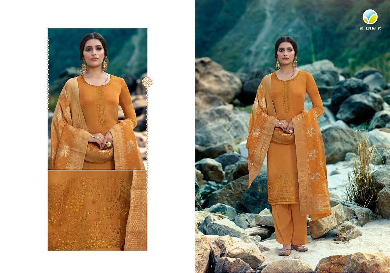 Vinay Kaseesh Esteem Salwar Suit Wholesale Catalog 8 Pcs 2 - Vinay Kaseesh Esteem Salwar Suit Wholesale Catalog 8 Pcs