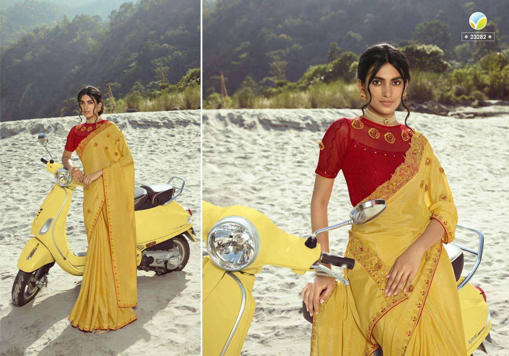 Vinay Sheesha Aafreen Vol 2 Saree Sari Wholesale Catalog 10 Pcs 3 1 - Vinay Sheesha Aafreen Vol 2 Saree Sari Wholesale Catalog 10 Pcs