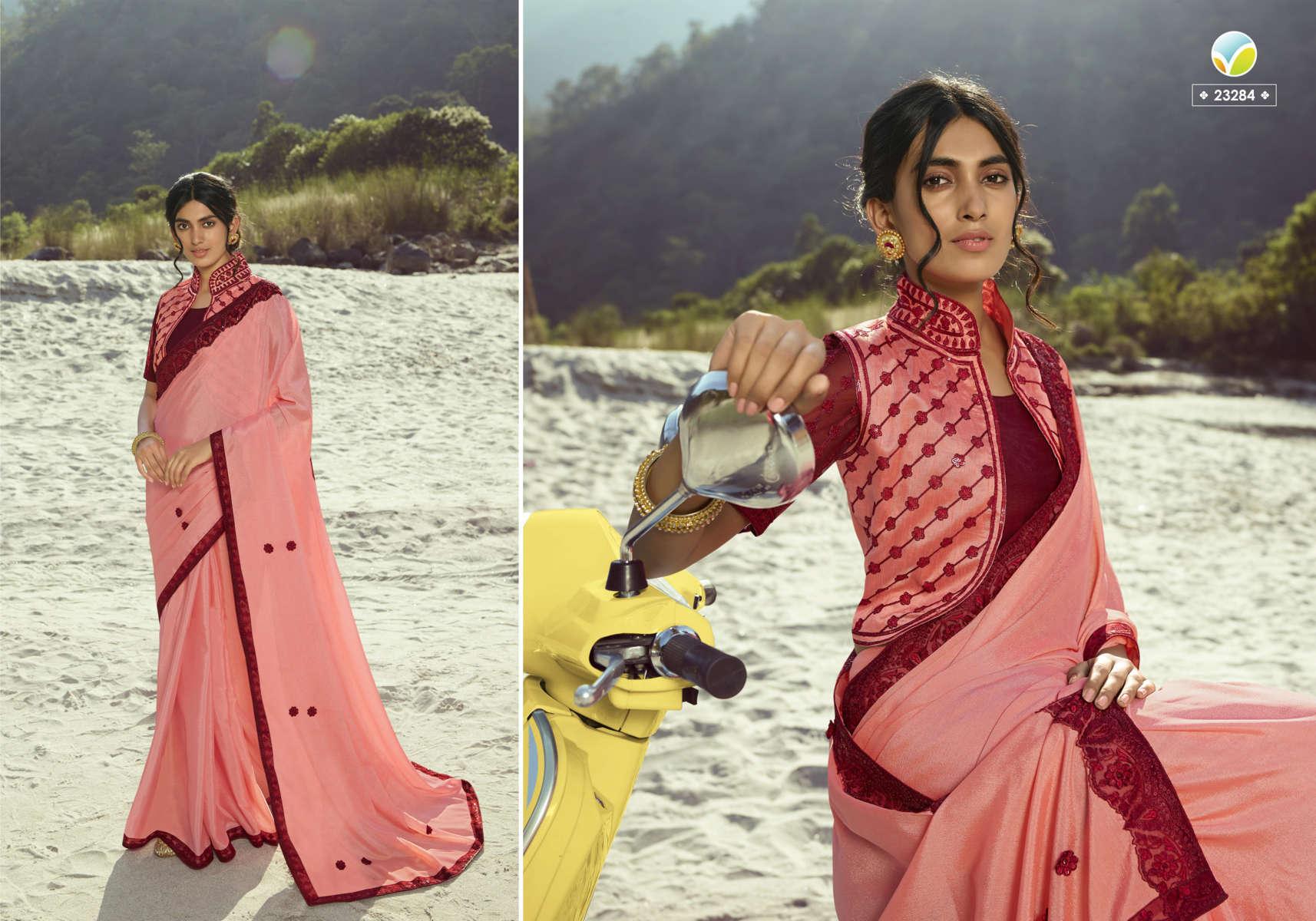 Vinay Sheesha Aafreen Vol 2 Saree Sari Wholesale Catalog 10 Pcs 5 1 - Vinay Sheesha Aafreen Vol 2 Saree Sari Wholesale Catalog 10 Pcs