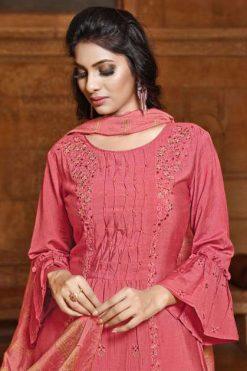 Yami Fashion Gajban Kurti with Dupatta Wholesale Catalog 6 Pcs