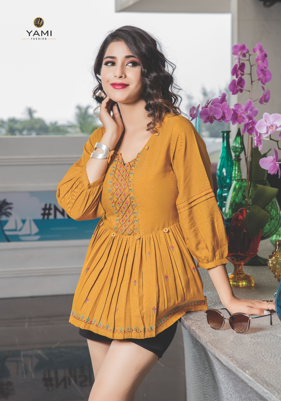 Yami Fashion Topsy Vol 12 Tops Wholesale Catalog 9 Pcs 11 - Yami Fashion Topsy Vol 12 Tops Wholesale Catalog 9 Pcs