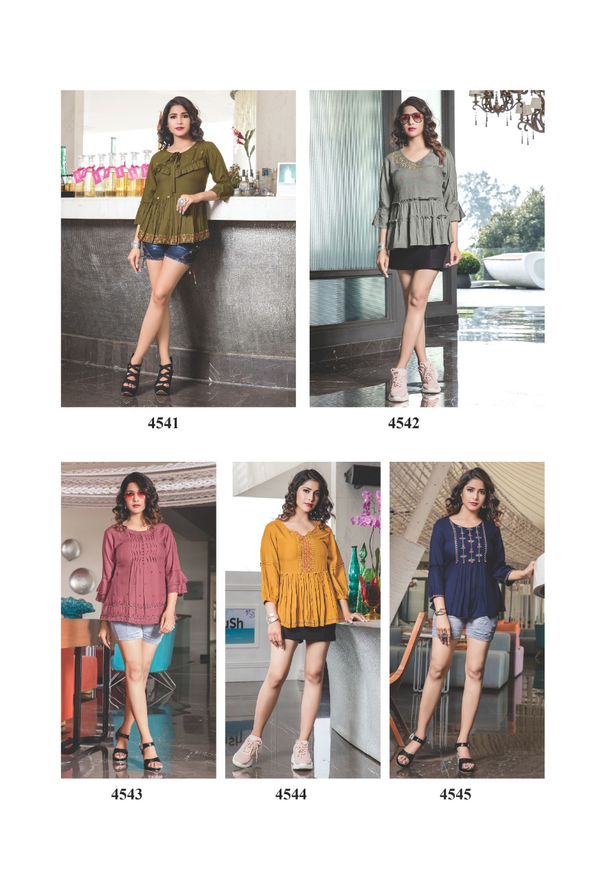 Yami Fashion Topsy Vol 12 Tops Wholesale Catalog 9 Pcs 20 - Yami Fashion Topsy Vol 12 Tops Wholesale Catalog 9 Pcs
