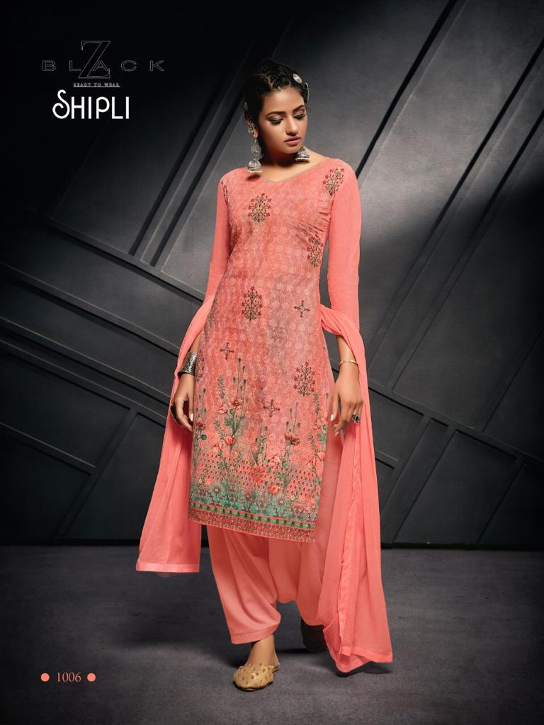 Z Black Shipli Readymade Salwar Suit Wholesale Catalog 6 Pcs 1 - Z Black Shipli Readymade Salwar Suit Wholesale Catalog 6 Pcs