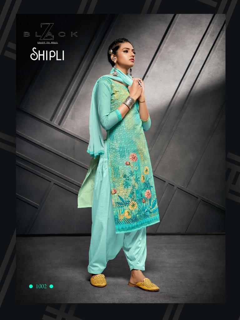Z Black Shipli Readymade Salwar Suit Wholesale Catalog 6 Pcs 2 - Z Black Shipli Readymade Salwar Suit Wholesale Catalog 6 Pcs