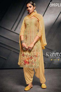 Z Black Shipli Readymade Salwar Suit Wholesale Catalog 6 Pcs