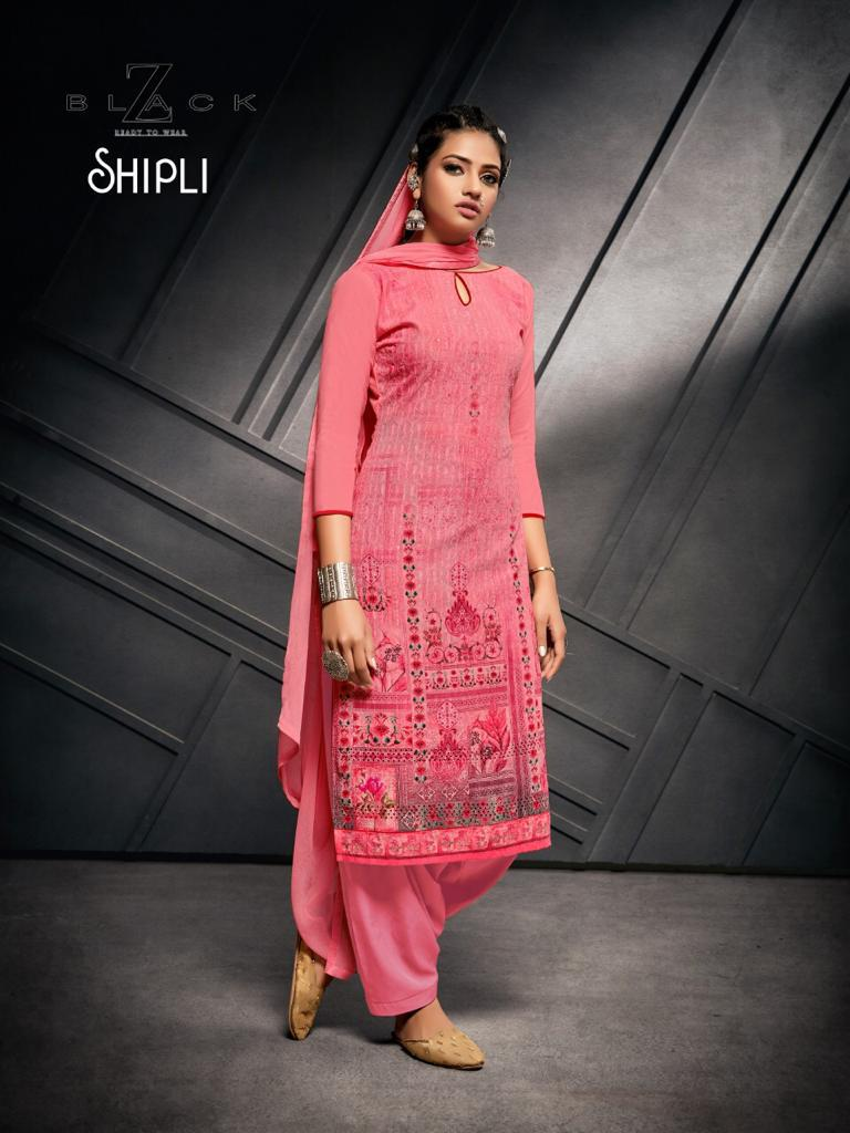 Z Black Shipli Readymade Salwar Suit Wholesale Catalog 6 Pcs 5 - Z Black Shipli Readymade Salwar Suit Wholesale Catalog 6 Pcs