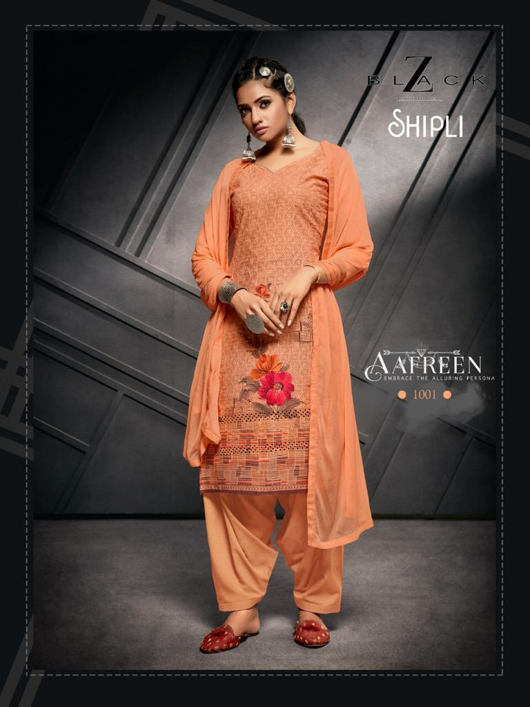 Z Black Shipli Readymade Salwar Suit Wholesale Catalog 6 Pcs 6 - Z Black Shipli Readymade Salwar Suit Wholesale Catalog 6 Pcs