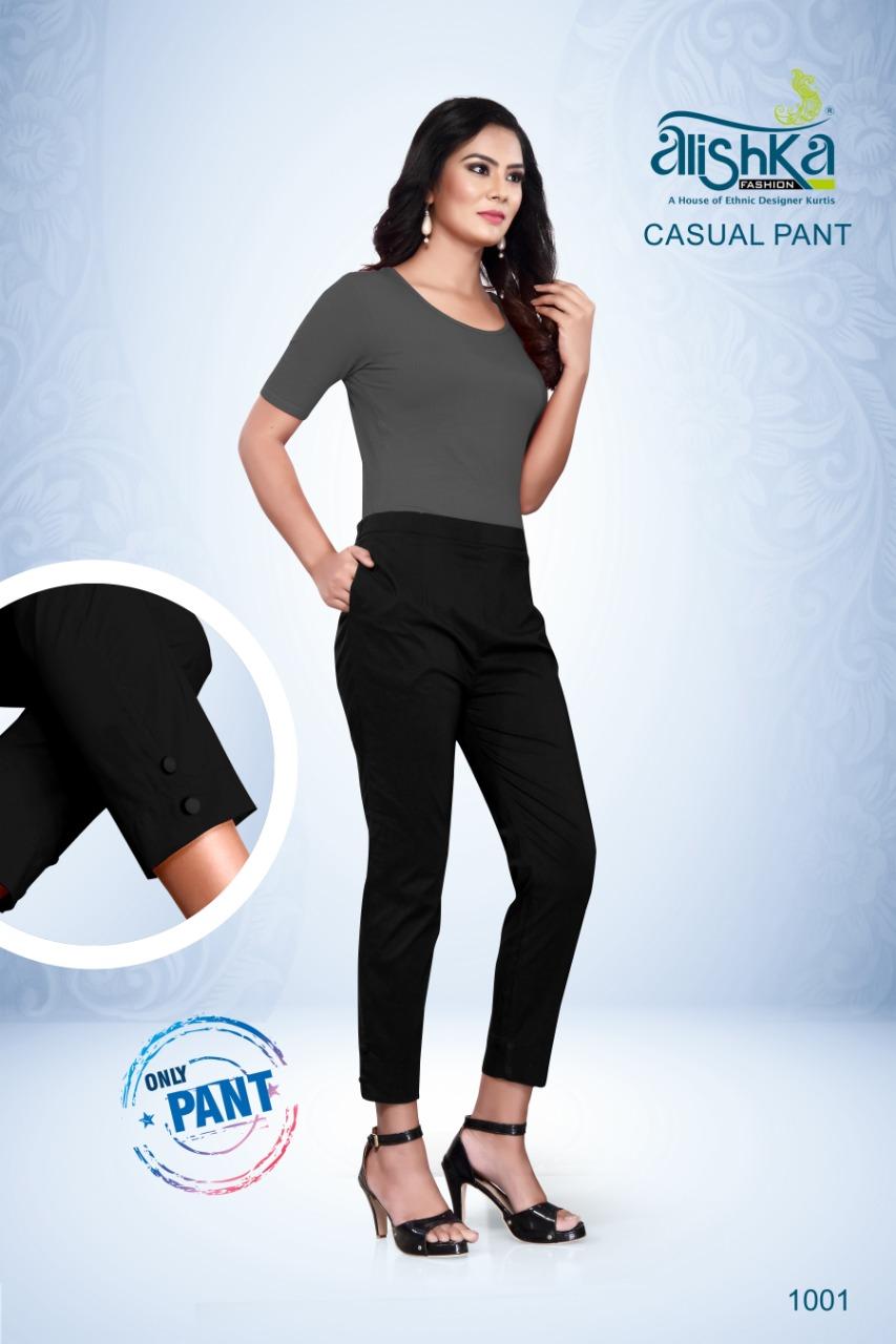 Alishka Casual Pant Wholesale Catalog 7 Pcs 2 - Alishka Casual Pant Wholesale Catalog 7 Pcs