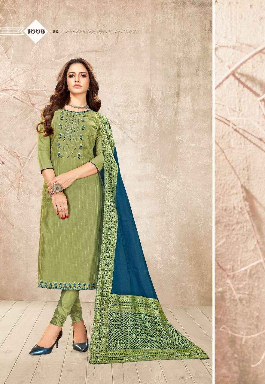 Brij Kora Vol 3 Salwar Suit Wholesale Catalog 8 Pcs 15 - Brij Kora Vol 3 Salwar Suit Wholesale Catalog 8 Pcs