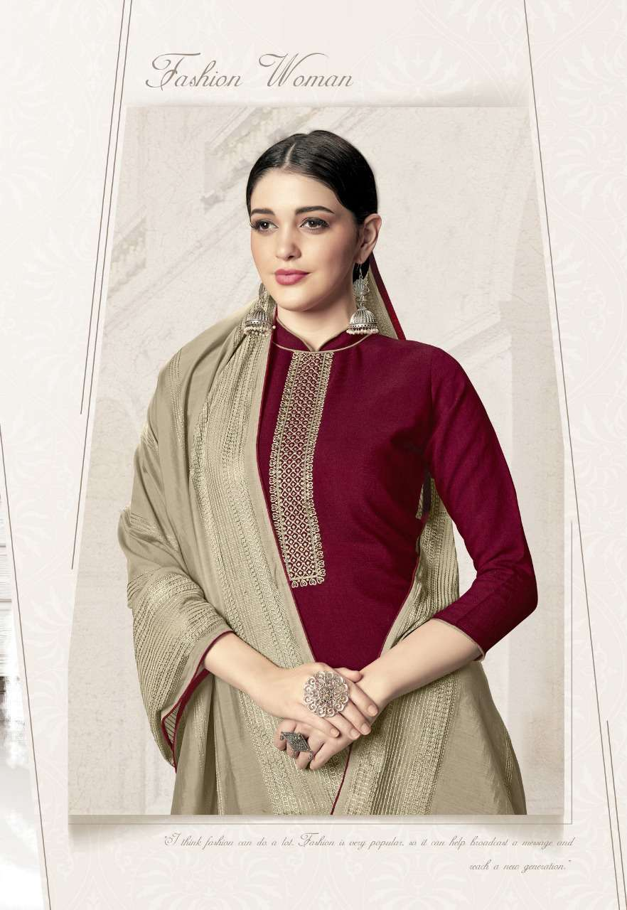 Brij Viara Salwar Suit Wholesale Catalog 8 Pcs 10 - Brij Viara Salwar Suit Wholesale Catalog 8 Pcs