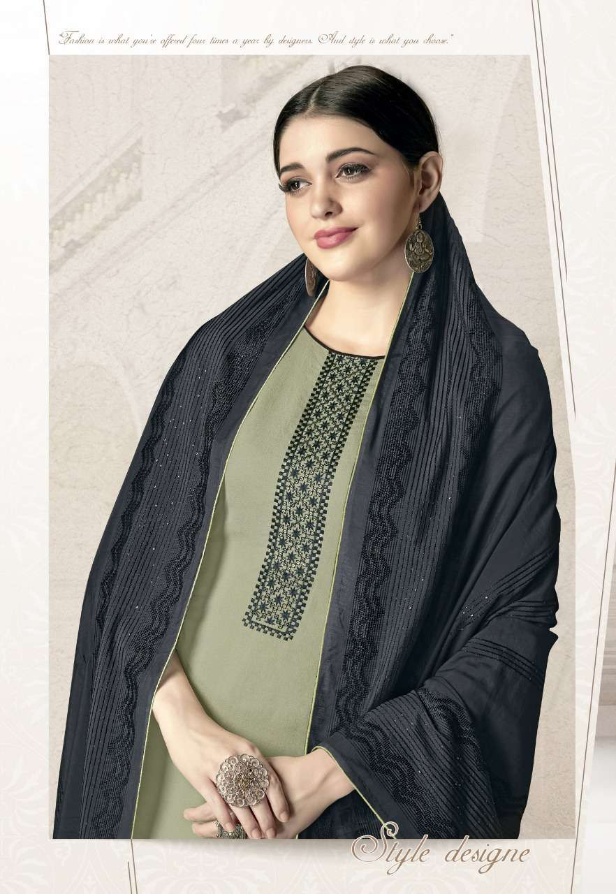 Brij Viara Salwar Suit Wholesale Catalog 8 Pcs 9 - Brij Viara Salwar Suit Wholesale Catalog 8 Pcs