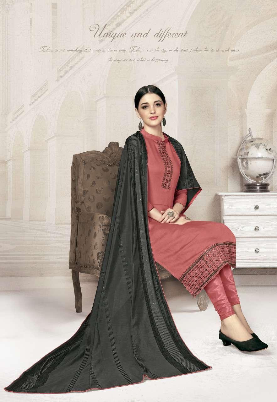 Brij Viaraa Salwar Suit Wholesale Catalog 8 Pcs 16 - Brij Viara Salwar Suit Wholesale Catalog 8 Pcs