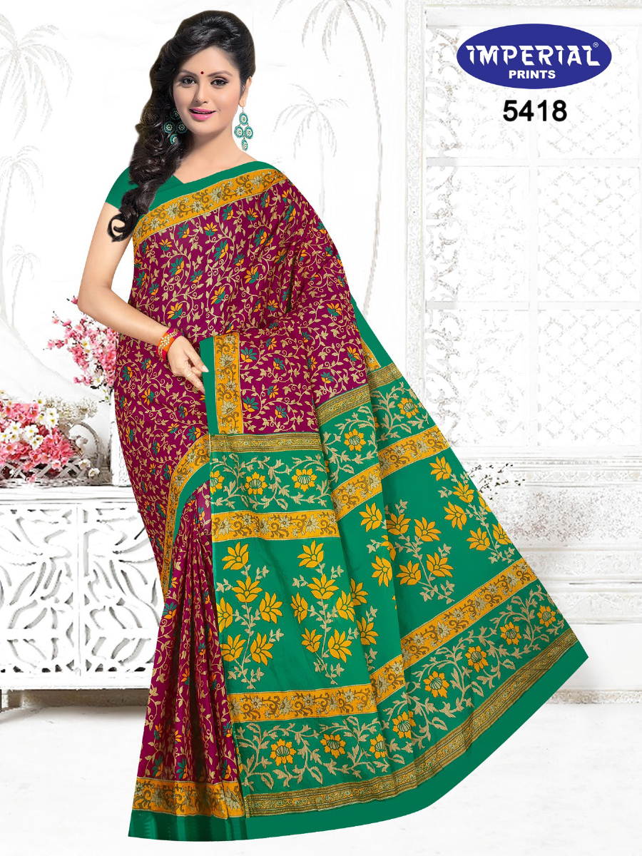 Imperial Rashi Super A Saree Sari Wholesale Catalog 10 Pcs 5 - Imperial Rashi Super A Saree Sari Wholesale Catalog 10 Pcs