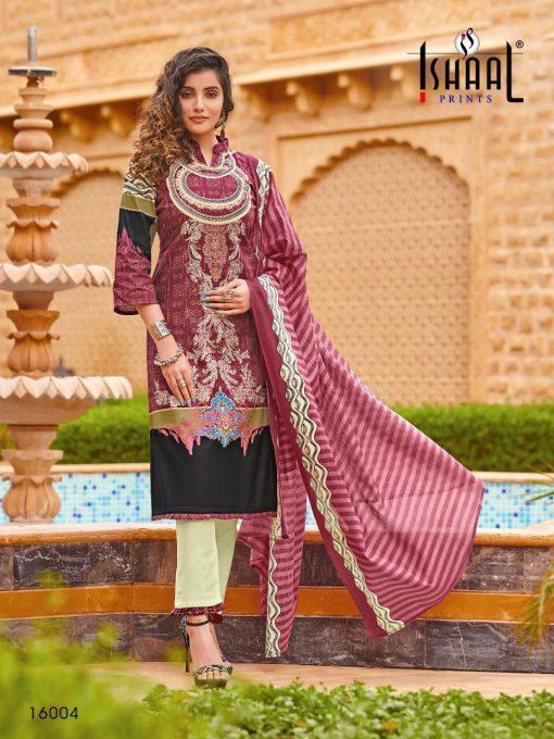 Ishaal Gulmohar Vol 16 Salwar Suit Wholesale Catalog 10 Pcs 3 510x680 - Ishaal Gulmohar Vol 16 Salwar Suit Wholesale Catalog 10 Pcs