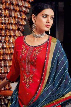 Kalarang Jasmin Vol 10 by Kessi Salwar Suit Wholesale Catalog 4 Pcs