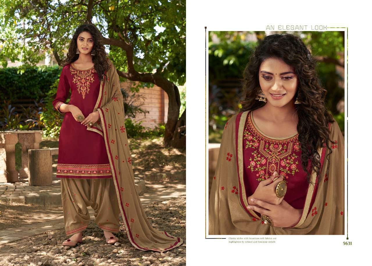 Kessi Patiala House Vol 80 Salwar Suit Wholesale Catalog 8 Pcs 5 - Kessi Patiala House Vol 80 Salwar Suit Wholesale Catalog 8 Pcs