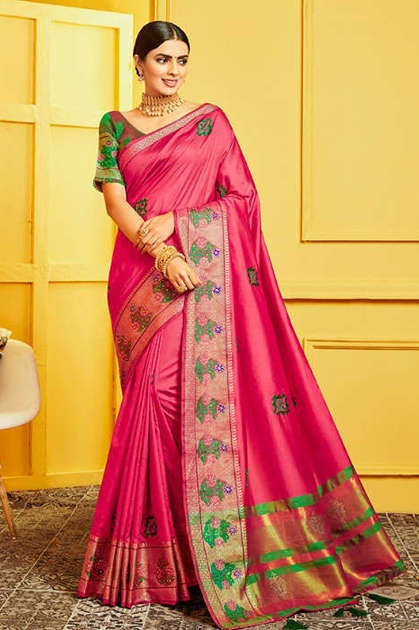 Kessi Raj Gharana Saree Sari Wholesale Catalog 8 Pcs - Kessi Raj Gharana Saree Sari Wholesale Catalog 8 Pcs