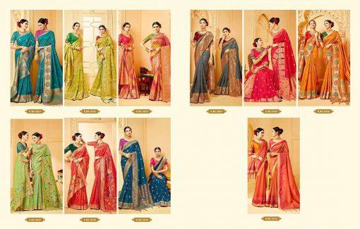 Kessi Shubh Manglam Double Blouse Saree Sari Wholesale Catalog 10 Pcs 14 510x325 - Kessi Shubh Manglam Double Blouse Saree Sari Wholesale Catalog 10 Pcs