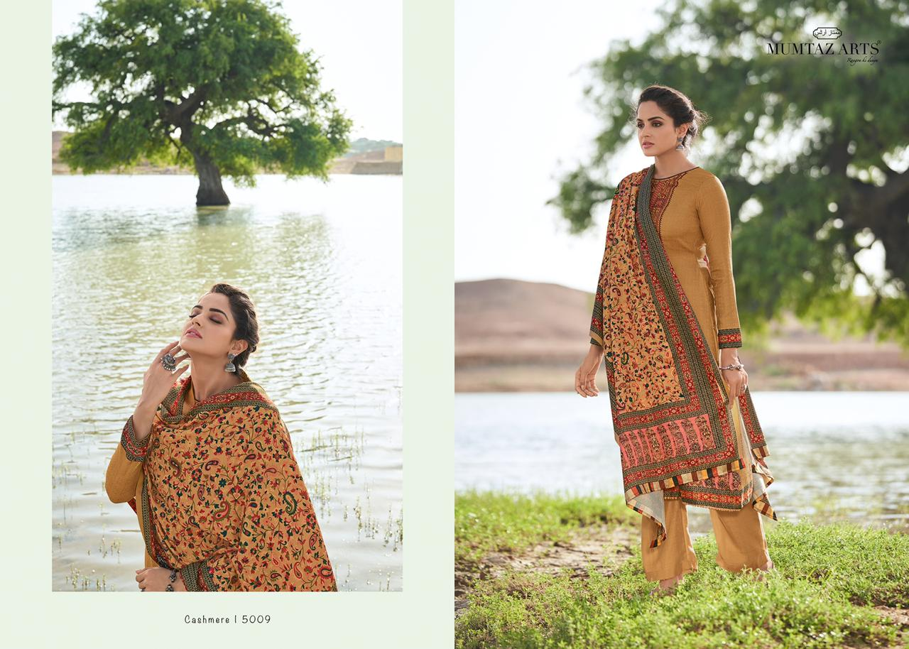 Mumtaz Arts Cashmere Pashmina Salwar Suit Wholesale Catalog 10 Pcs 12 - Mumtaz Arts Cashmere Pashmina Salwar Suit Wholesale Catalog 10 Pcs