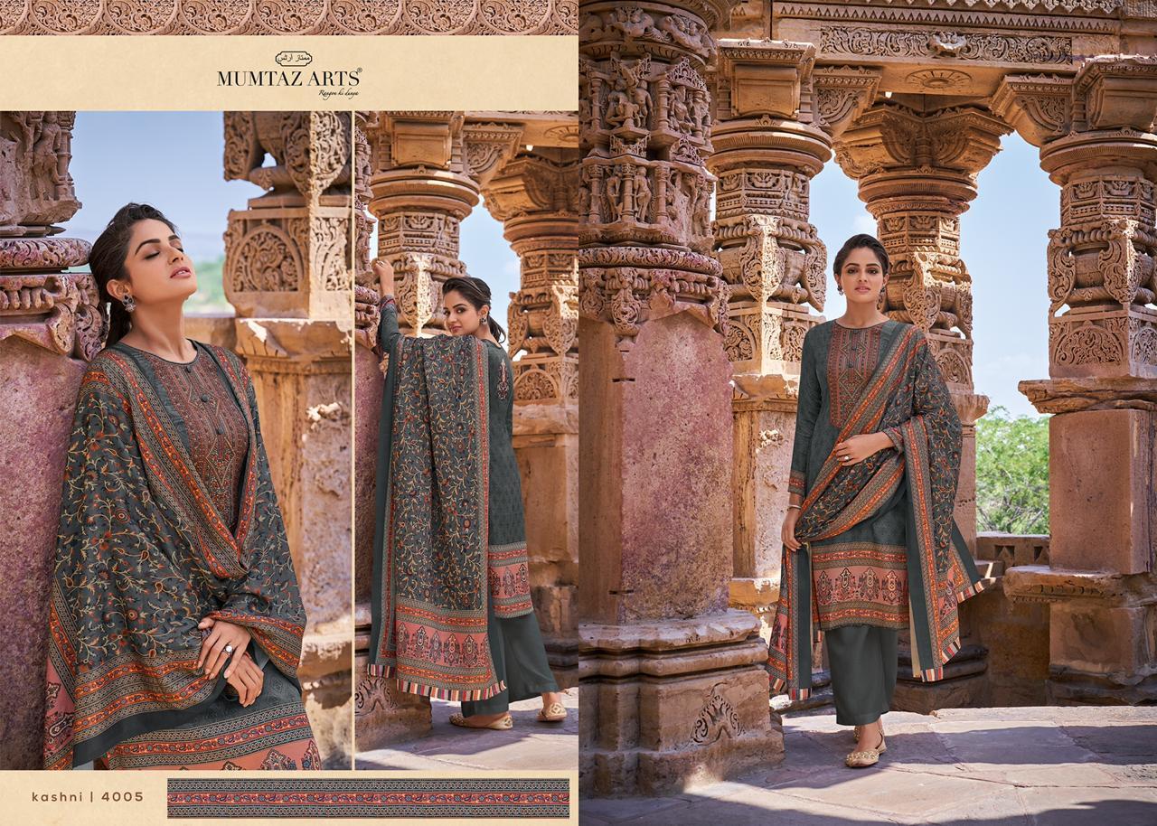 Mumtaz Arts Kashni Pashmina Salwar Suit Wholesale Catalog 10 Pcs 10 - Mumtaz Arts Kashni Pashmina Salwar Suit Wholesale Catalog 10 Pcs