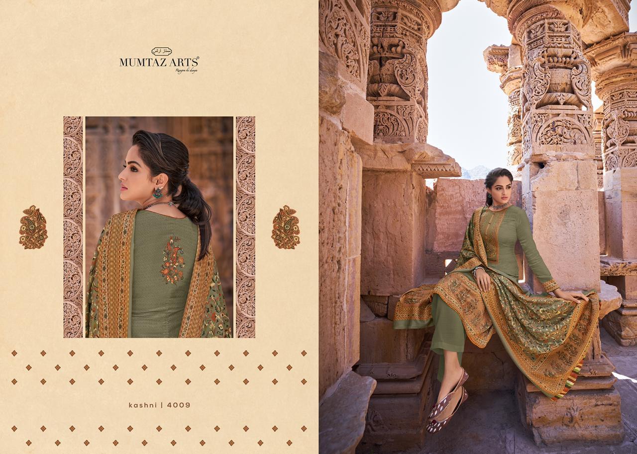 Mumtaz Arts Kashni Pashmina Salwar Suit Wholesale Catalog 10 Pcs 11 - Mumtaz Arts Kashni Pashmina Salwar Suit Wholesale Catalog 10 Pcs