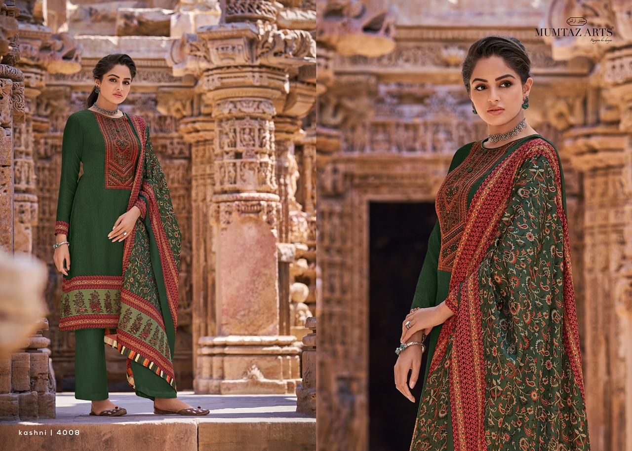 Mumtaz Arts Kashni Pashmina Salwar Suit Wholesale Catalog 10 Pcs 12 - Mumtaz Arts Kashni Pashmina Salwar Suit Wholesale Catalog 10 Pcs