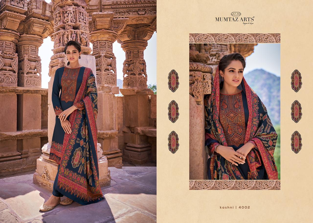 Mumtaz Arts Kashni Pashmina Salwar Suit Wholesale Catalog 10 Pcs 3 - Mumtaz Arts Kashni Pashmina Salwar Suit Wholesale Catalog 10 Pcs
