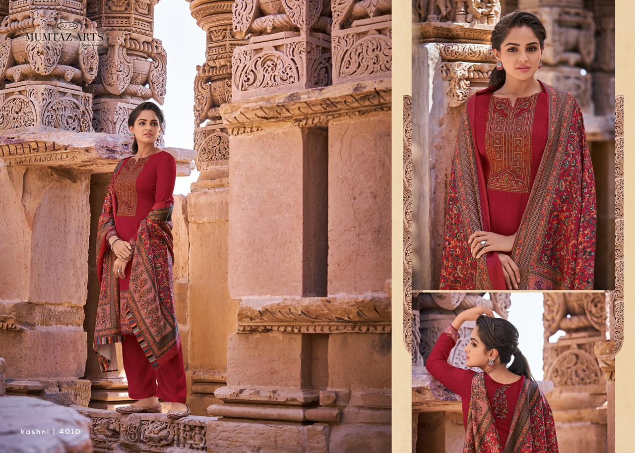 Mumtaz Arts Kashni Pashmina Salwar Suit Wholesale Catalog 10 Pcs 7 - Mumtaz Arts Kashni Pashmina Salwar Suit Wholesale Catalog 10 Pcs