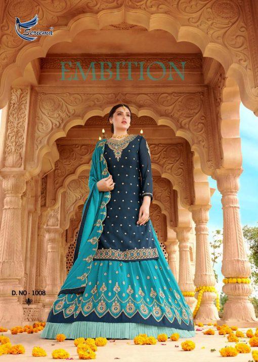 Seriema Shahnaz by Readymade Salwar Suit Wholesale Catalog 4 Pcs 2 510x714 - Seriema Shahnaz by Readymade Salwar Suit Wholesale Catalog 4 Pcs
