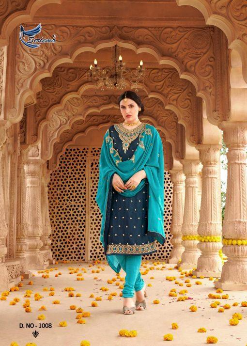 Seriema Shahnaz by Readymade Salwar Suit Wholesale Catalog 4 Pcs 3 510x714 - Seriema Shahnaz by Readymade Salwar Suit Wholesale Catalog 4 Pcs